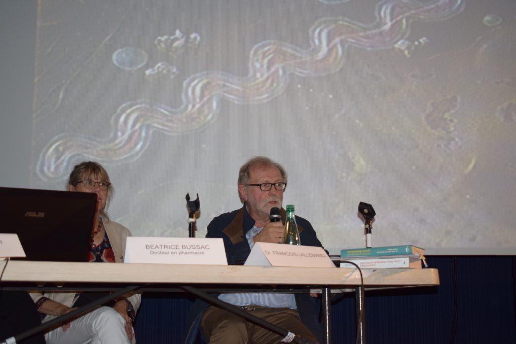 conférence maladie de Lyme sucy en brie